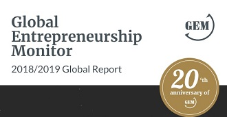 全球創業觀察—2018/19全球創業觀察(The Global Entrepreneurship Monitor, GEM)