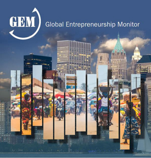 全球創業觀察—2016/17全球創業觀察 (The Global Entrepreneurship Monitor, GEM)